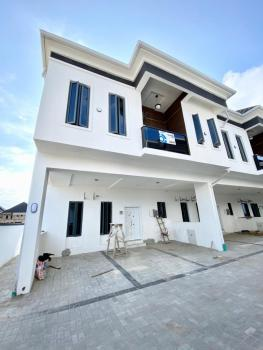 4 Bedroom Terrace Duplex with a Maid, Orchid Road, Lekki Expressway, Lekki, Lagos, Detached Duplex for Rent