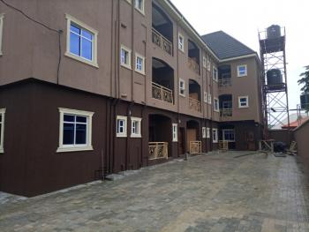 Luxury 2 Bedroom Chocolate Apartment, Oribanwa Street, Eputu, Ibeju Lekki, Lagos, Flat for Rent