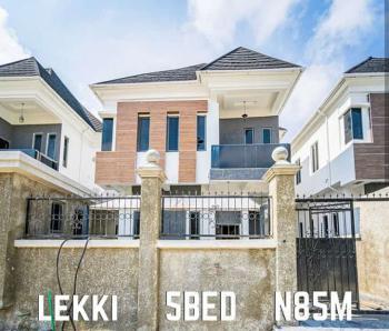 a Luxury Home of 5 Bedroom Duplex & Bq with Excellent Facilities, Lekki, Lagos, Detached Duplex for Sale