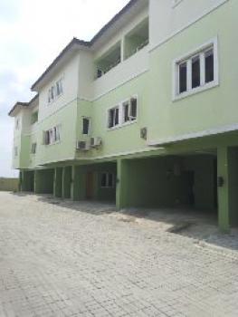 Serviced 3 Bedroom Duplex, Off Kusenla Road, Ikate Elegushi, Lekki, Lagos, Terraced Duplex Short Let