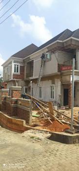 5 Bedroom Semi Detached  Duplex, River Valley Estate, Ojodu, Lagos, Semi-detached Duplex for Sale