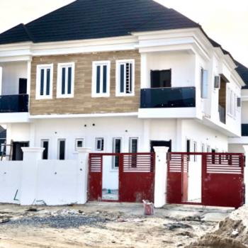 Brand New 4 Bedroom Detached House, Oakview Estate, Lafiaji, Lekki, Lagos, Semi-detached Duplex for Sale