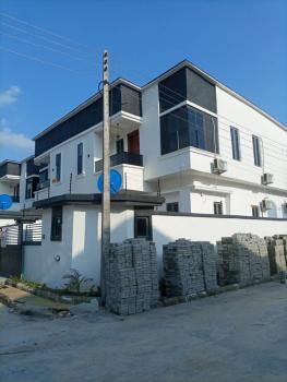 Luxury 4 Bedroom Semi Detached Duplex with Bq, Chevron Alternative Drive, Ikota, Lekki, Lagos, Semi-detached Duplex for Sale
