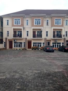 Brandnew 4 Bedroom Tearrace with Bq, Osapa London, Osapa, Lekki, Lagos, Terraced Duplex for Sale