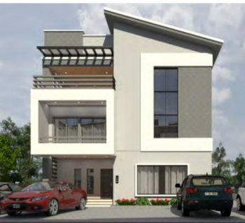 Premium 5 Bedroom Villa, Bali Island, Life Camp, Abuja, Detached Duplex for Sale