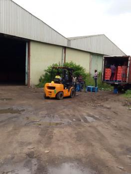 81000sft Warehouse Capacity of 6 Bays., Amuwo Industrial Area, Amuwo Odofin, Lagos, Warehouse for Sale