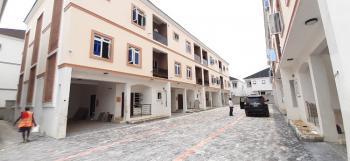 Serviced Magnificently Built 4 Bedroom Terrace Duplex with Bq, Ikate Elegushi, Lekki, Lagos, Terraced Duplex for Sale