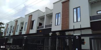 Lovely 4 Bedrooms Terrace Building with a Bq, By Chevron International Office, Lekki Phase 1, Lekki, Lagos, Terraced Duplex for Sale