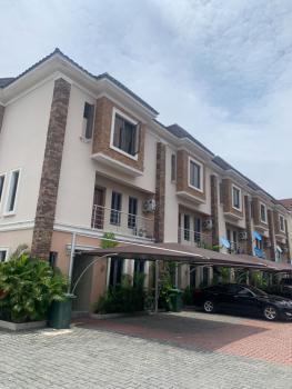 Spacious 4 Bedroom Terraced Duplex, Ikate, Lekki, Lagos, Terraced Duplex for Rent