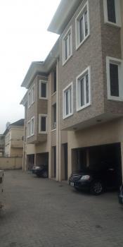 Well Modern and Contemporary Built 4 Bedroom Terrace Duplex, Lekki Phase 1, Lekki, Lagos, Terraced Duplex for Rent