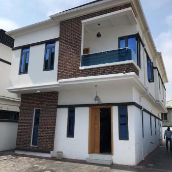 Detached Du Luxury Fully 4 Bedroom Detached Duplex with Bq, By Osapa London, Ologolo, Lekki, Lagos, Detached Duplex for Sale