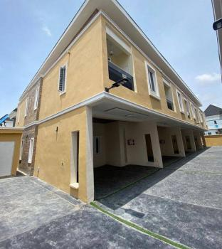 Newly Built Luxury 4 Bedroom Fully Finished and Fully Serviced., Chevron Aletrnative Route Chevron., Lekki Expressway, Lekki, Lagos, Semi-detached Duplex for Rent