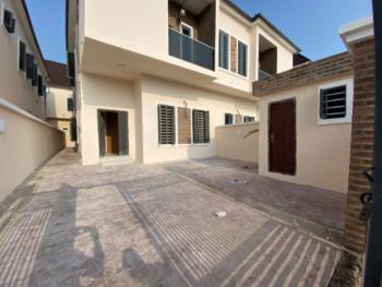 Four Bedroom Semi Detached with Bq Fully Service (optional), Lekki Phase 1, Lekki, Lagos, Semi-detached Duplex for Sale
