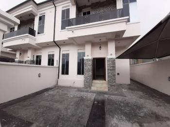 4 Bedroom Semi Detached House with Lovely Finish, Chevyview Estate, Lekki Phase 2, Lekki, Lagos, Detached Duplex for Rent