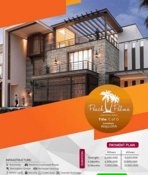 C of O, Gra Lekki-ajah, Abijo, Lekki, Lagos, Residential Land for Sale