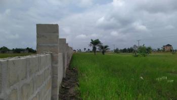 Government Approved Land Facing The Road, Okun Akodo Idaso Close to La Campagne Tropicana Beach Resort, Ibeju Lekki, Lagos, Mixed-use Land for Sale