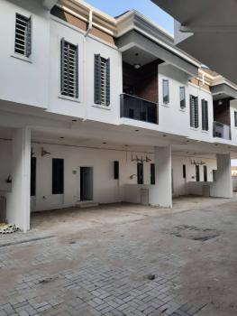 Serviced 4 Bedroom Terrace Duplex, Orchid Road., Lafiaji, Lekki, Lagos, Terraced Duplex for Rent