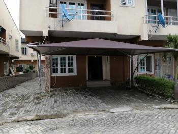 Luxury 4 Bedrooms in a Fully Serviced Estate, Lekki Gardens Phase 4, Ajiwe, Ajah, Lagos, Terraced Duplex Short Let