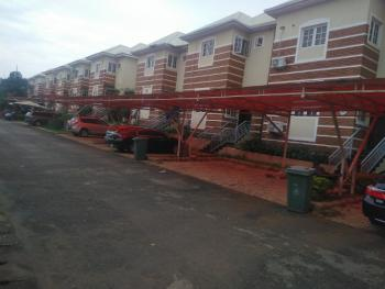 Top Notch 3 Bedroom Terraced Duplex with Bq Within a Serviced Estate, Apo, Abuja, Terraced Duplex for Sale