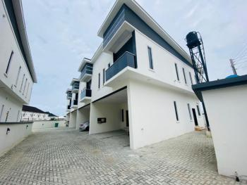 4 Bedroom Terrace with Fitted Kitchen, Ikota Lekki Toll Gate, Lekki Free Trade Zone, Lekki, Lagos, Terraced Duplex for Rent