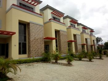Fantastic 4 Bedrooms with Bq, Katampe Extension, Katampe, Abuja, Terraced Duplex for Sale