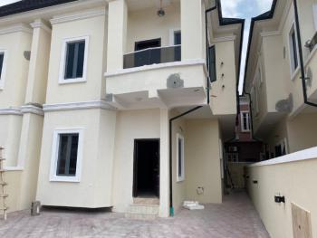 Lovely Built and Well Finished 4br Semi Detached with a Bq. Chevron, Chevron, Lekki Expressway, Lekki, Lagos, Semi-detached Duplex for Sale