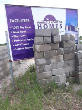 Promo Land, Pinnacle Horizon Homes Estate, Ode Omi, Ibeju Lekki, Lagos, Mixed-use Land for Sale
