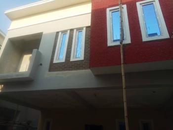 Newly Built Luxury 4 Bedroom Terraced Duplex. N10m Initial Deposit., 1 Min Drive After 2nd Toll Gate, Chevron, Ikota Road 1, Ikota, Lekki, Lagos, Flat for Sale