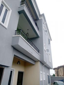 Over Standard & Spacious 3 Bedrooms Flat, Upstairs, Ado, Ajah, Lagos, Flat for Rent