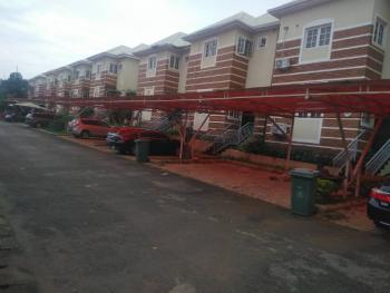 Tastefully Finished 3 Bedrooms Terrace Duplex with Bq Within an Estate, District, Apo, Abuja, Terraced Duplex for Sale