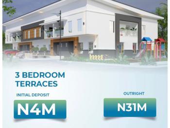 3 Bedroom Terrace Duplex, 3 Bedroom Terrace Duplex in Abijo Gra, Abijo, Lekki, Lagos, Terraced Duplex for Sale