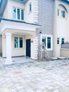 4 Bedroom Semi Detached House., Monastry Road, Sangotedo, Ajah, Lagos, Semi-detached Duplex for Sale