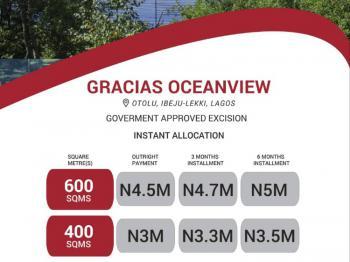 Gracias Oceanview, Otolu Town, Ibeju Lekki, Lagos, Residential Land for Sale