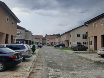 Tastefully Finished Terrace 3 Bedroom Duplex with Bq, an Estate in Lokogoma District, Lokogoma District, Abuja, Terraced Duplex for Rent