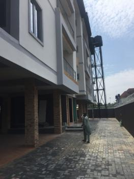 Brand New 3bedroom Flat with Bq, Chevron Road, Lekki Phase 2, Lekki, Lagos, Self Contained (single Rooms) for Rent