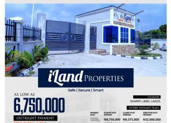 Estate Land, 20minute Away From Ajah, Bogije, Ibeju Lekki, Lagos, Residential Land for Sale