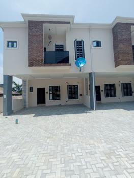 Luxury and Newly Built 4bedroom Terrace Duplex, Ikota, Lekki, Lagos, Terraced Duplex for Rent