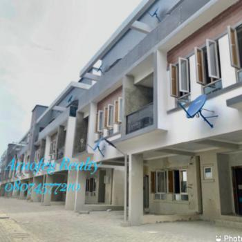 Off Plan Well Finished & Fully Serviced 3 Bedroom Terrace Duplex, Ikate, Lekki, Lagos, Terraced Duplex for Sale