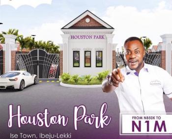 Houston Park Estate, Ibeju Lekki, Lagos, Residential Land for Sale