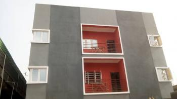 New Standard 3 Bedroom Flat with a Room Bq, Off Toyin Street, Ikeja, Lagos, Flat / Apartment for Rent