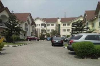 Fully Serviced 3 Bedroom Semi-detached Duplex with Bq in a Mini Estate, Dideolu Estate, Victoria Island Extension, Victoria Island (vi), Lagos, Semi-detached Duplex for Sale