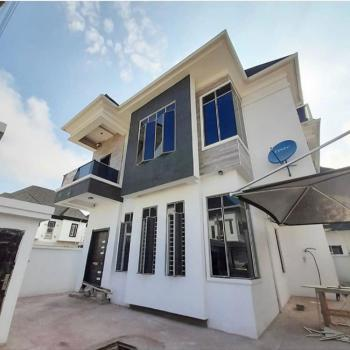 4bedroom Fully Detached Duplex with Bq, Chevron, 2nd Toll Gate Lekki, Lafiaji, Lekki, Lagos, Detached Duplex for Sale