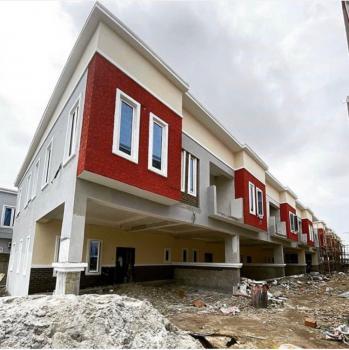 4 Bedroom Terrace Duplex., Chevron Alternative, 2nd Toll Gate., Lekki Phase 2, Lekki, Lagos, Terraced Duplex for Sale
