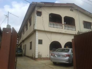 4 Units of 3 Bedrooms Flats  Well Spacious with a Lovely Neighbourhood, Off Guru Road Obawole Ogba, Ogba, Ikeja, Lagos, Block of Flats for Sale