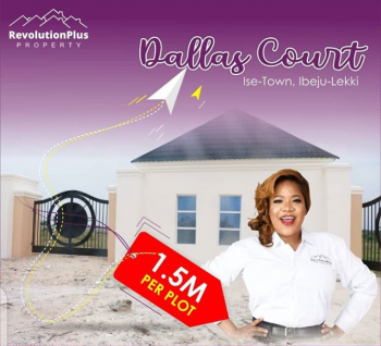Exclusive Offer at Ibeju Lekki, Pay Monthly Interest Free! Buy 5 Get 1, Ibeju Lekki, Lagos, Land for Sale