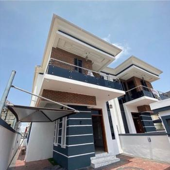 Luxurious 4 Bedroom Semi Detached Duplex, Chevron, Lekki, Lekki Phase 2, Lekki, Lagos, Semi-detached Duplex for Sale