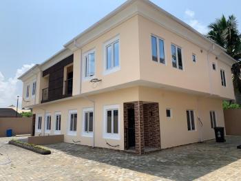 Newly Built 4 Bedroom Duplex, Atlantic View Estate, Lafiaji, Lekki, Lagos, Semi-detached Duplex for Sale