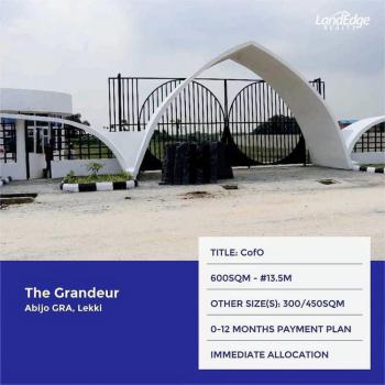 Grandeur Estate, Abijo, Lekki, Lagos, Residential Land for Sale