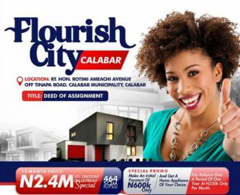 New Estate, Flourish City, Tinapa Road, Municipality, Calabar, Cross River, Mixed-use Land for Sale