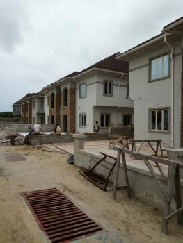 4 Bedroom Semi Detached Duplex in a Mini Estate with a Pool and Gym., Divine Estate, Sangotedo, Ajah, Lagos, Semi-detached Duplex for Sale